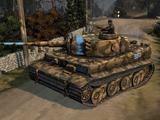 Tiger PzKpfw VI