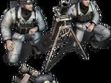 Gr. 34 8cm Mortar Team