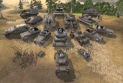 Misc Panzer Elite Vehicles