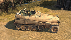 Mechanized Assault Group picture COH2 Ostheer