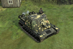 Sturmpanzer IV Brummbar picture COH2 Ostheer