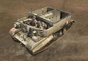 Unit Bren Carrier