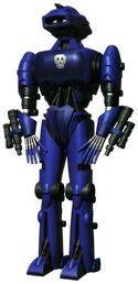 Xim's War-Robot