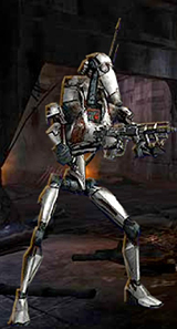 B1 Advanced Battle Droid