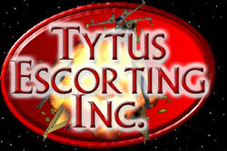 Tytus Escorting Inc Logo Year4