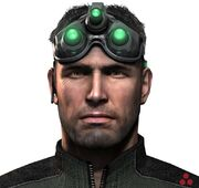 Sam Fisher profile