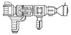 Squib tensor rifle