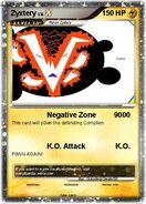 Zyxtery Card