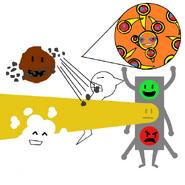 Humanoid Battle 1
