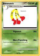Bananunch Card