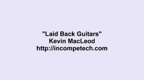Kevin MacLeod ~ Laid Back Guitars