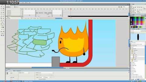Animating the Third Section of Episode 24