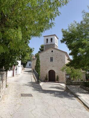 Iglesia de San Pedro Olmeda de las Fuentes