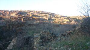 Patones de Arriba Ruinas