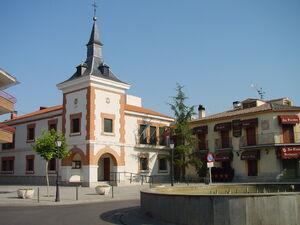 Ayuntamiento de Fuente el Saz de Jarama