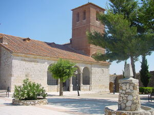 Iglesia en Santorcaz