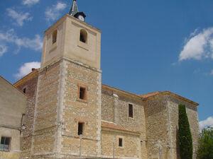 Iglesia San Juan Bautista Valdaracete