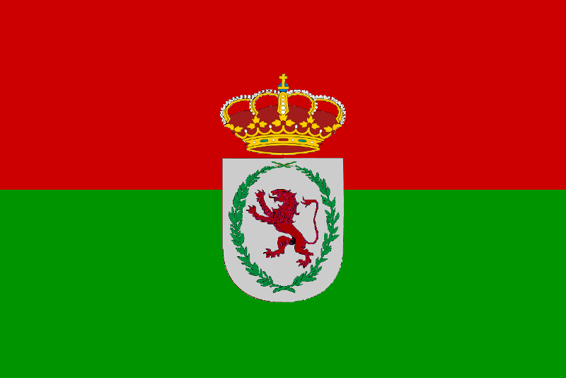 Flag of Coslada