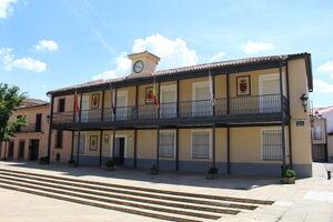 Casa Consistorial (Daganzo de Arriba)