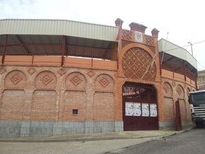 Plaza de Toros de Anchuelo