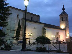 Nuestra Señora de la Asunción-Algete
