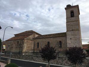 Iglesia de San Cristóbal Alalpardo