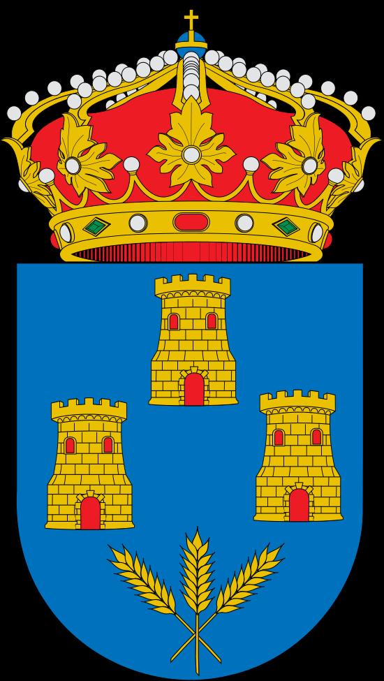Escudo de Torres de la Alameda