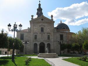Monasterio Inmaculada Concepción Loeches