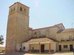 Iglesia de Santo Domingo de Silos-Corpa