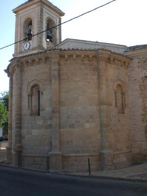 Iglesia de San Juan Bautista Talamanca