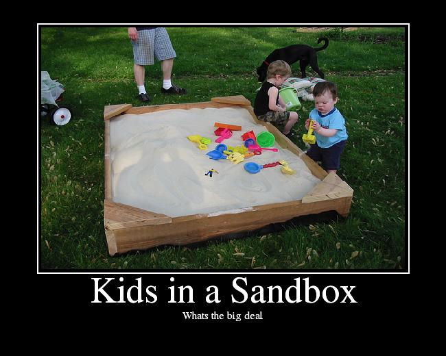 Kidsinasandbox