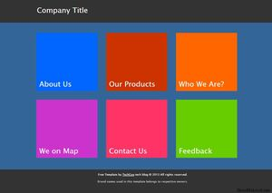 Metro-UI-HTML-Template
