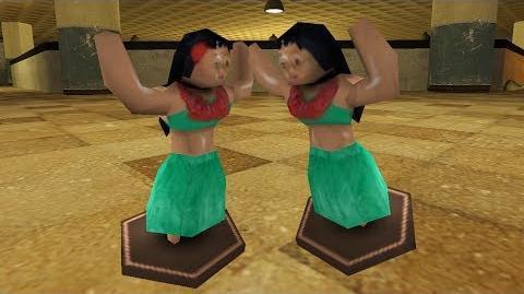 Hula Twins (Garry's Mod Prop Hunt)
