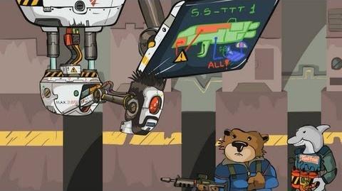 Max The Computer! (TTT Animated)