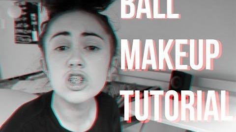 PROFESSIONAL BALL MAKEUP