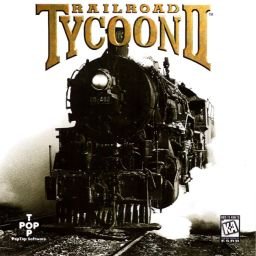 Railroad Tycoon 2 cover