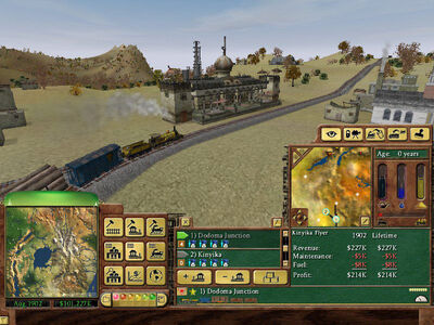 Railroad Tycoon 3-03