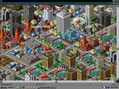SimCity-2000