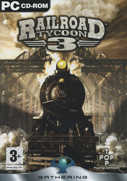 Railroad Tycoon 3 cover art