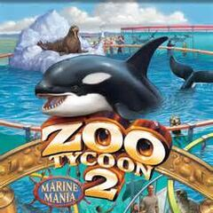 Marine Mania game cover.