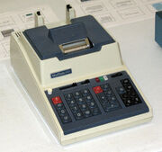 Unicom 141P Calculator 3
