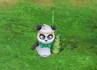 Angelic Panda