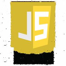 Javascript logo unofficial-300x300
