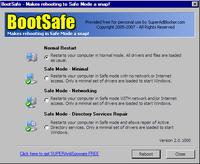 SUPERAntiSpyware BootSafe