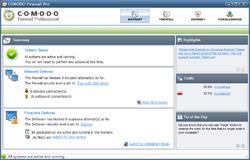 800px-Comodo Firewall Pro screenshot