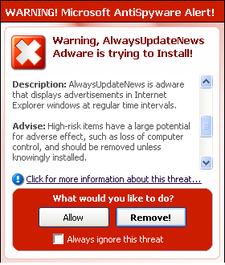 Alwaysupdate-adware-winspy