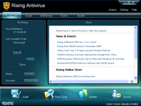 Rising Antivirus free edition