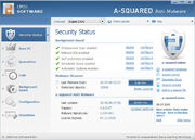 A Squared Anti-Malware Screenshot