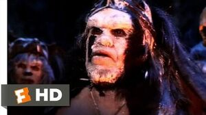 Conan the Destroyer (1984) - Tribe of Cannibals Scene (2-10) Movieclips