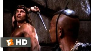Conan the Destroyer (1984) - Enough Talk! Scene (7-10) Movieclips